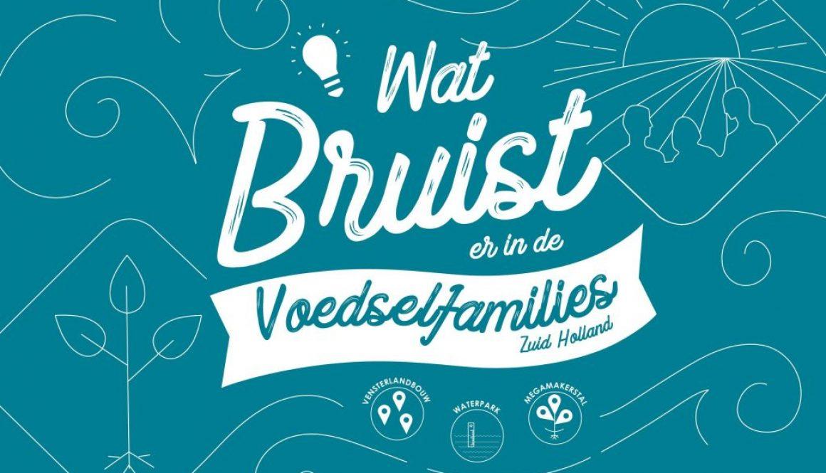 Wat bruist er in de Voedselfamilies