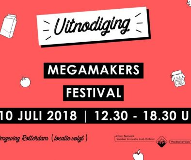 uitnodiging megamakers festival - web