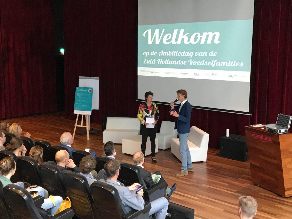 Ambitiedag Zuid-Hollandse Voedselfamilies