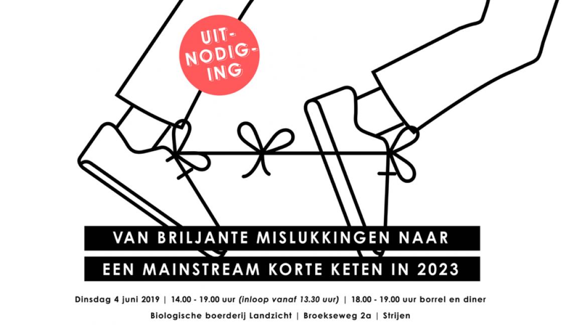 Uitnodiging 4 juni 2019