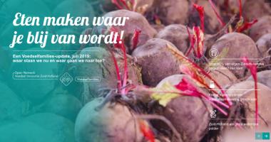 Voedselfamilies update magazine