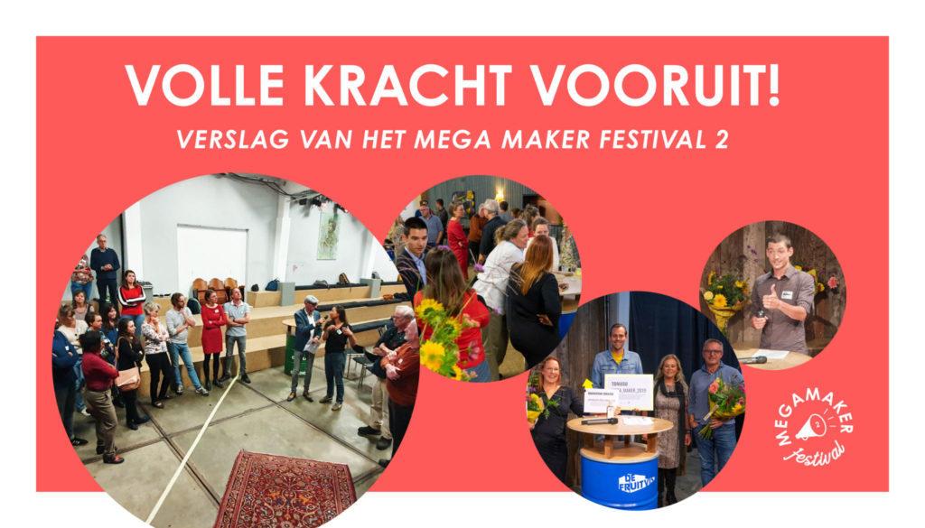 Verslag Mega Maker Festival