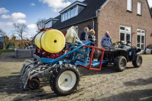Excursie Proeftuin Precisiebemesting, Wassenaar