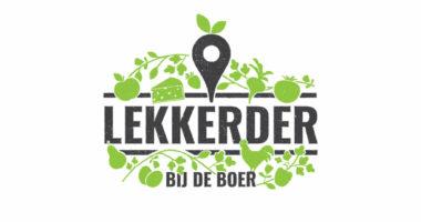 Lekkerder bij de Boer logo